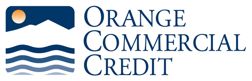 A HUGE thank you to our auction's Silver Sponsor, Orange Commercial Credit!