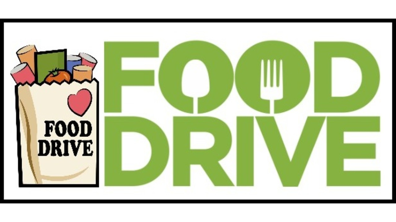 Food and Warm Clothing Drive Nov. 25-26